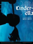 Poster for a play about Cinderella.