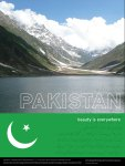 """Picture of mountains in Pakistan with the title """"Pakistan: beauty is everywhere."""""""