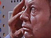 Close-up image of Star Trek's Dr. McCoy