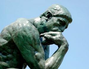 Rodin's The Thinker
